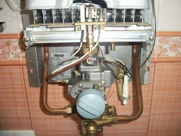 Ремонт газовых колонок Чернышевская