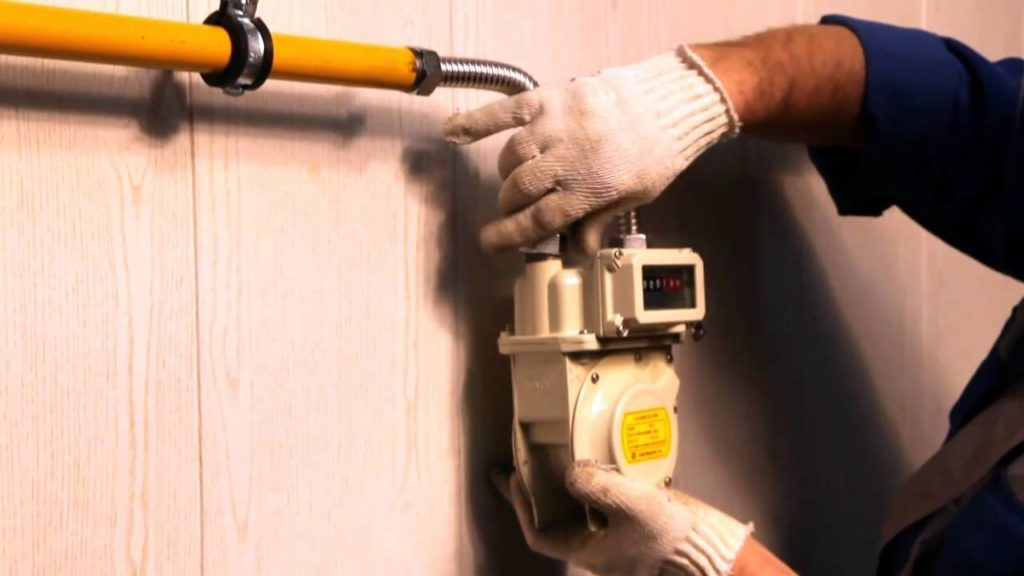 Услуги монтажа газового оборудования