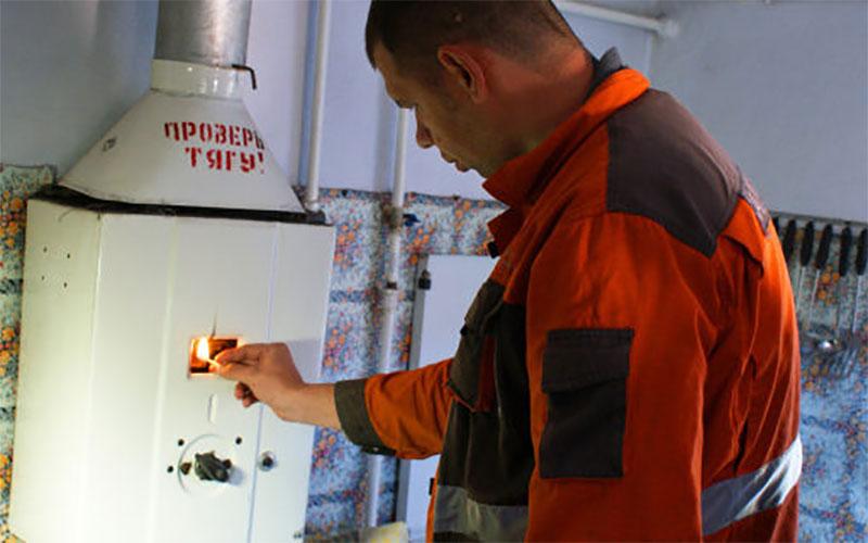 Петербургская газовая служба
